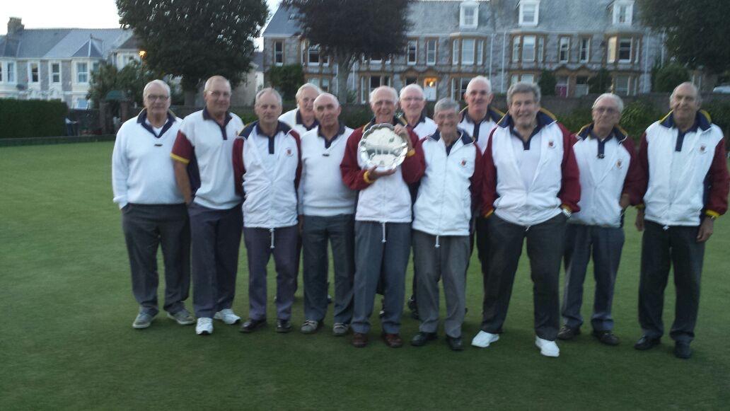 Golden Hind Trophy Tavistock Bowling Club Blog